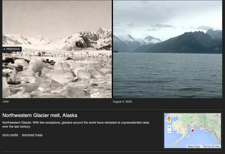 northwestern glacier alaska
