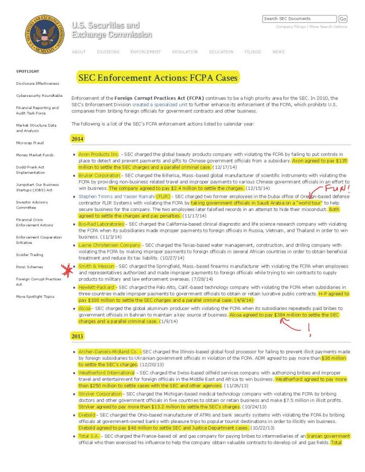 BH-List of FCPA cases_Page_1