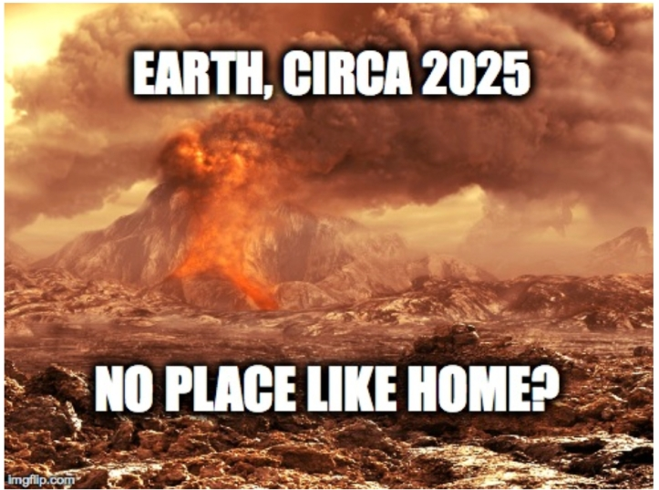 Earth meme