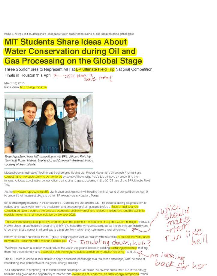 MIT Students Share Ideas About Water Conservation during Oil and Gas Processing on the Global Stage_Page_1