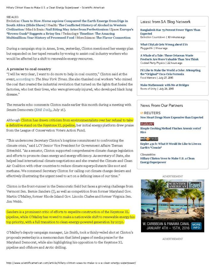 Hillary Clinton Vows to Make U.S. a Clean Energy Superpower - Scientific American_Page_3
