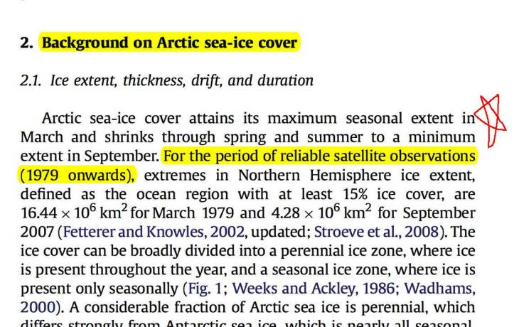 arctic satellite