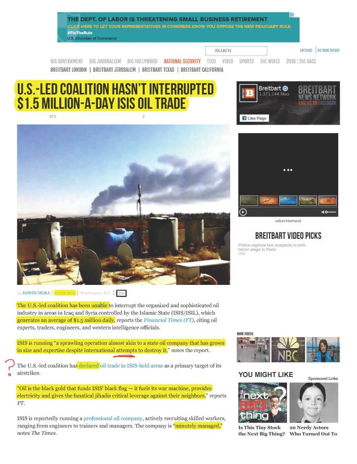 U.S.-Led Coalition Hasn't Interrupted ISIS Oil Trade_Page_1
