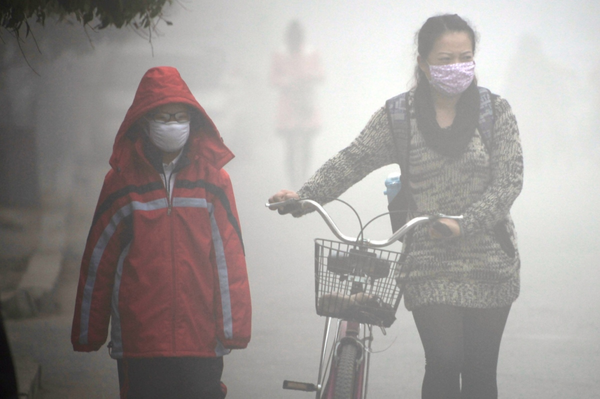 How China's air pollution actually helps the rest of humanity